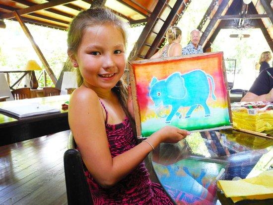 Sukau Rainforest Lodge: Family friendly activities