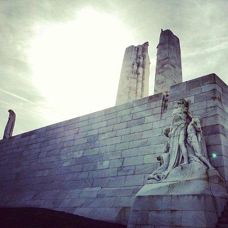 Mémorial de Vimy : Vimy Memorial