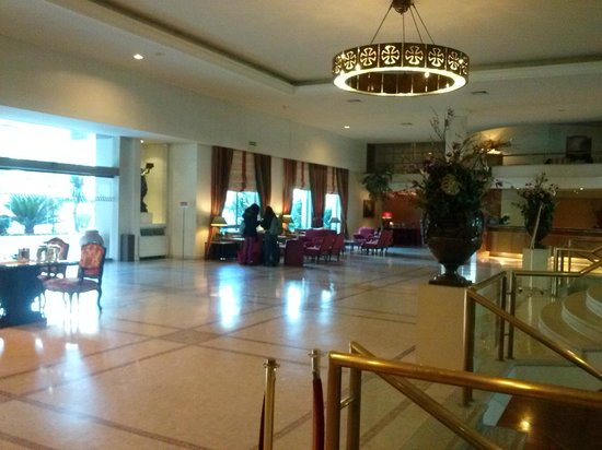 Hotel dos Templarios: Lobby