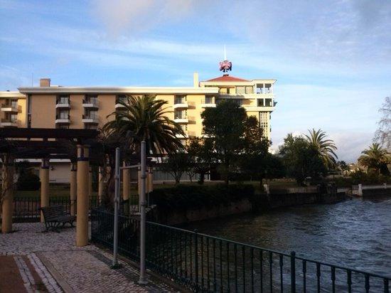 Hotel dos Templarios : Acesso Vista