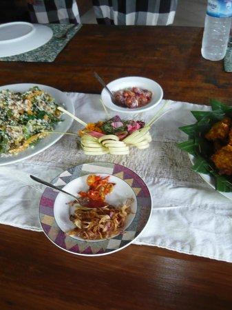 Alam Sari: taste sensations!