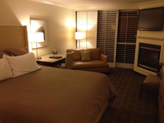 The Cliffs Resort: Cliffs Pismo Beach: Guestroom