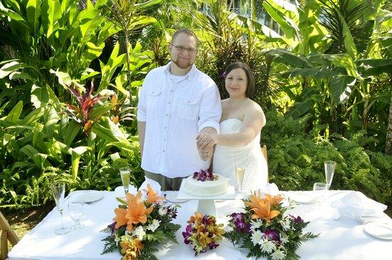 Couples Negril : wedding
