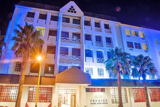 Splendid Inn King David: Hotel Facade