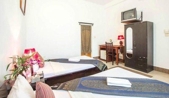 My Home Cambodia : Twin Room