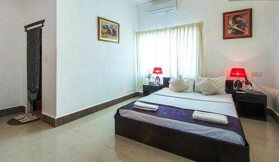 My Home Cambodia: Double Room