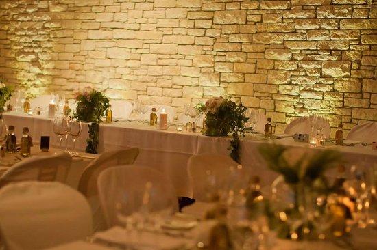 Minthis Hills Golf Club : Wedding Set Up