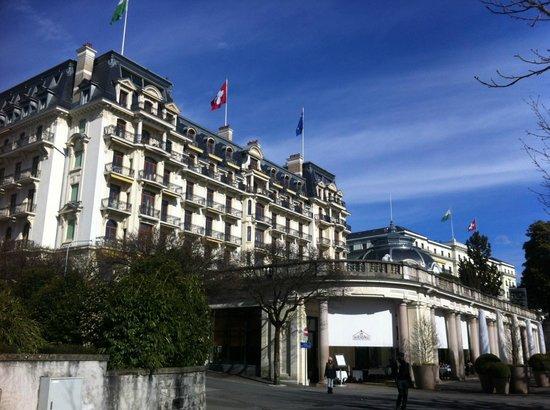 Beau-Rivage Palace : Hôtel