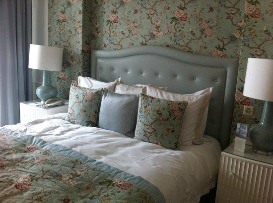 Beau-Rivage Palace : Chambre