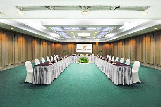 Kartika Chandra Hotel: Meeting Room