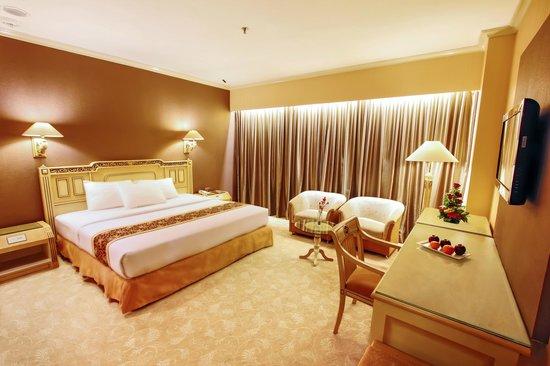 Kartika Chandra Hotel: Deluxe Room