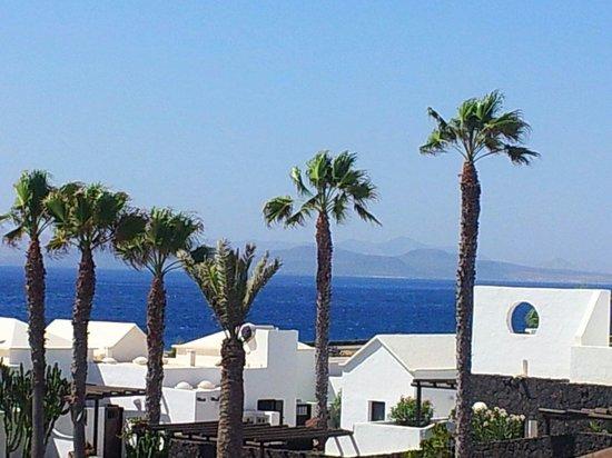 Heredad Kamezi Villas : From upstairs balcony in 3 bed villa