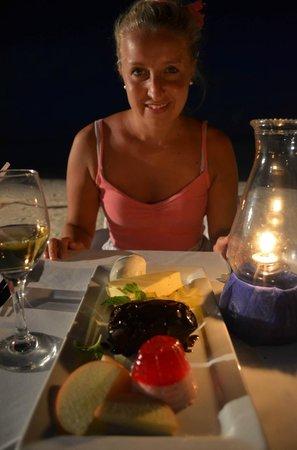 Aitutaki Lagoon Resort & Spa: Dessert