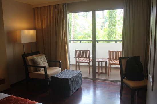 Swissotel Resort Phuket Patong Beach: Room Interior