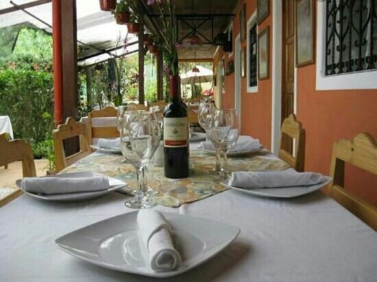 La cocina del obispo antigua restaurant bewertungen for Ubicacion de la cocina