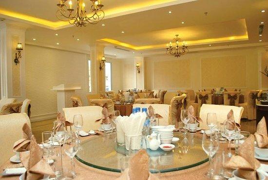 CityBay Palace Hotel : Restaurant