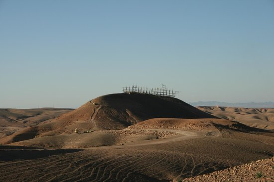 Legendes Evasions - Day Tours : Desert de Marrakech