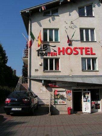100Ten Hostel: Widok ogólny hostelu