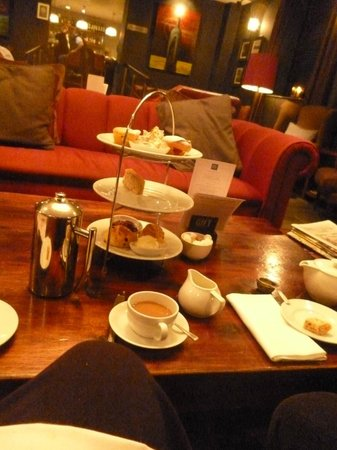 Hotel du Vin & Bistro Newcastle: Afternoon Tea
