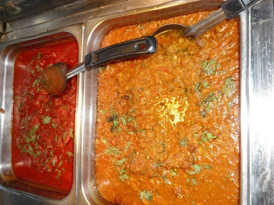 Bawarchi Indian Kitchen : soy tika