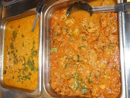Bawarchi Indian Kitchen : mashrooms