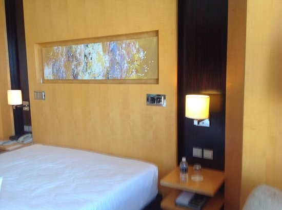 Le Royal Meridien Shanghai: My room for 5 days