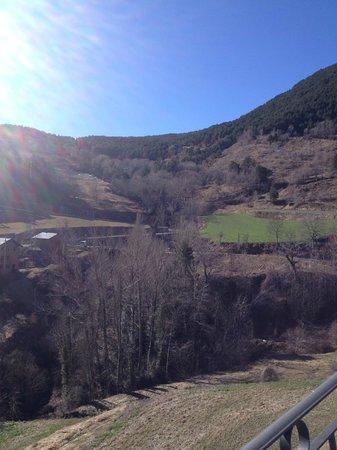 Cal Bou: y más vistas y montaña