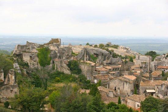 Chapelle castrale picture of chateau des baux de - Office du tourisme des baux de provence ...
