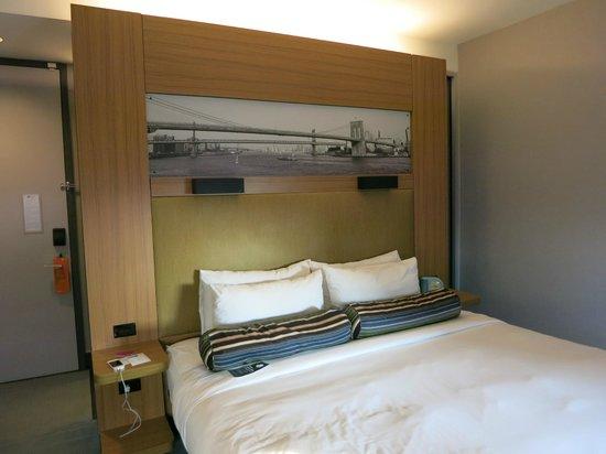 Aloft New York Brooklyn: guestroom