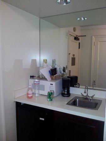 Salisbury Hotel: room equipment
