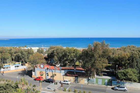 Miramare Hotel: Panorama