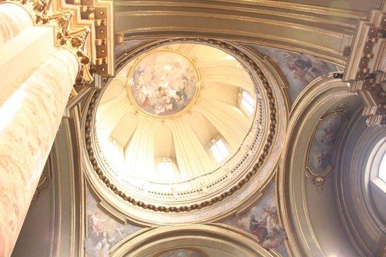 Basilica di Sant'Alessandro in Colonna : cupola