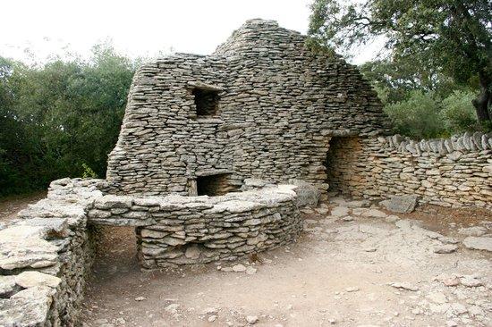 Village des Bories : partie porcherie