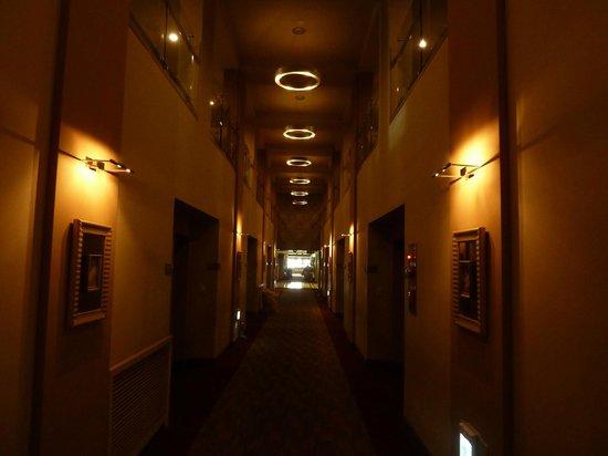 Hotel PJ Myeongdong: hallway ninth floor