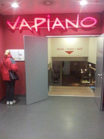 Vapiano Vienna
