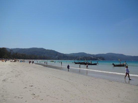 Kata Beach view