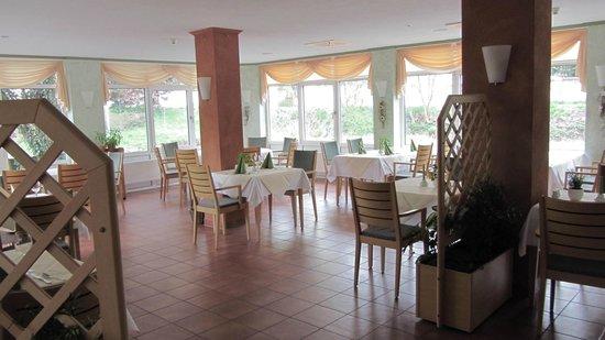 AKZENT Hotel Frankenberg: Restaurant