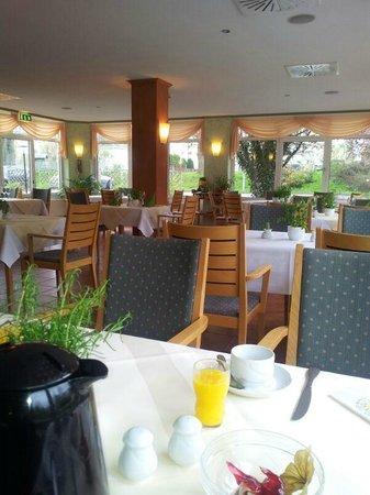 AKZENT Hotel Frankenberg: Frühstück