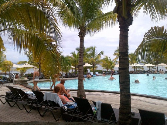 Victoria Beachcomber Resort & Spa : Pool