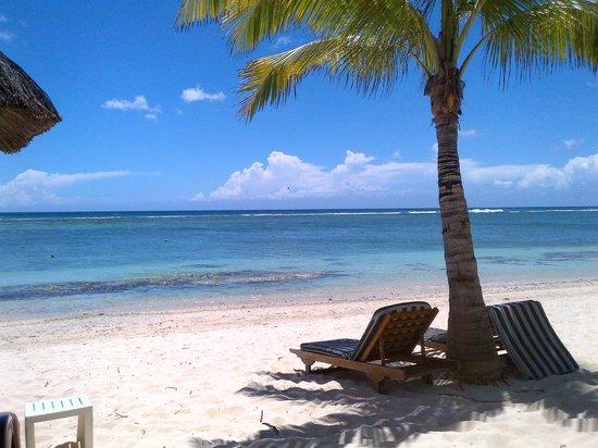 Victoria Beachcomber Resort & Spa : Beach