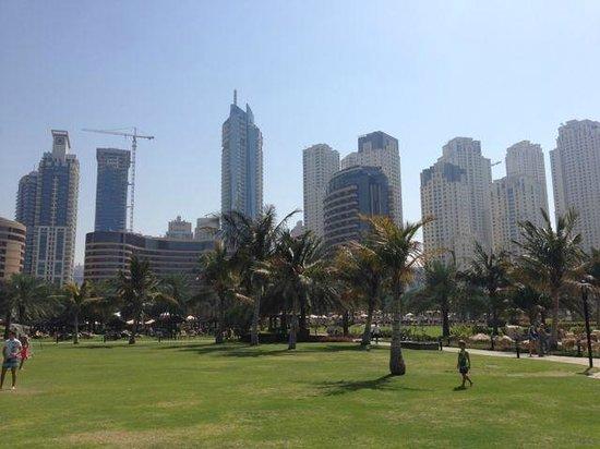 Le Royal Meridien Beach Resort & Spa: An oasis in the high-rise Dubai Marina
