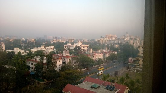 Royal Orchid Central Pune : View from my window