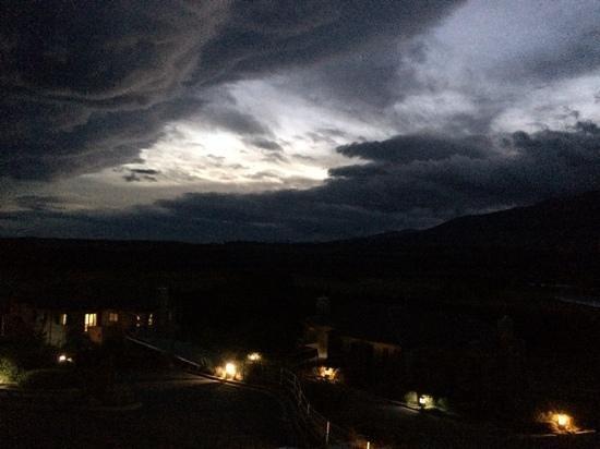 Terrace Downs Resort: incredible night sky