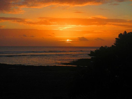 Tokelau: Sunset