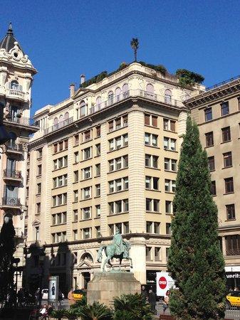 Grand Hotel Central: El hotel