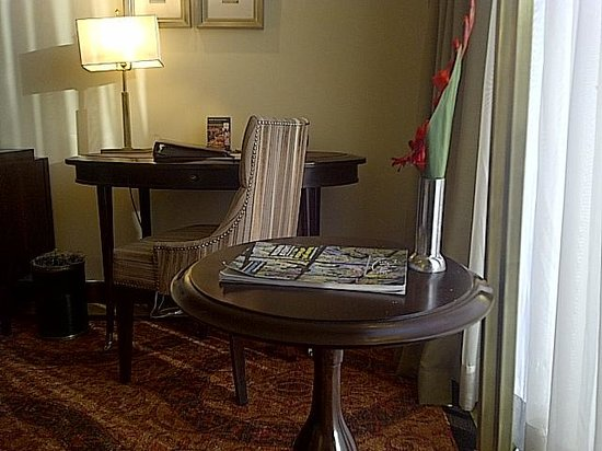 Pearl Continental Lahore : view of the room