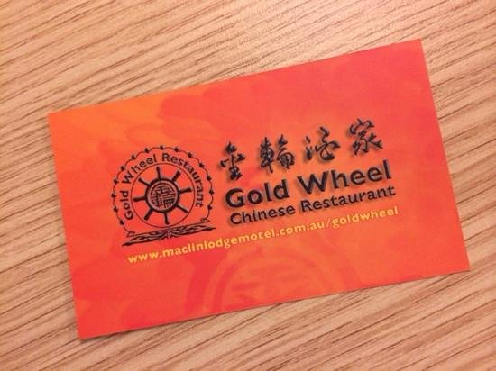 Business card front picture of campbelltown gold wheel campbelltown gold wheel business card front colourmoves