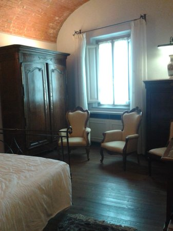 Hotel Mulino di Firenze: Camera