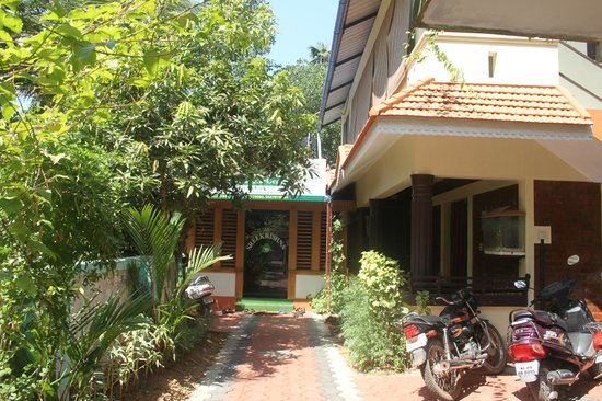 Sreekrishna Ayurveda Centre: the ayurveda center in town