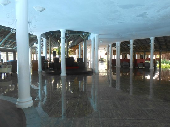 Indian Resort: Le hall